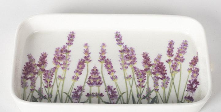 Lavender field Tray