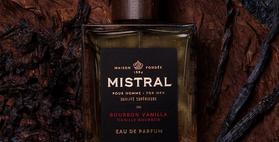 Bourbon Vanilla men's Fragrance