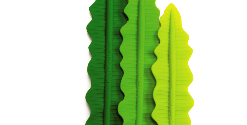 LeafTwisters™ Reusable Silicone Twist Ties