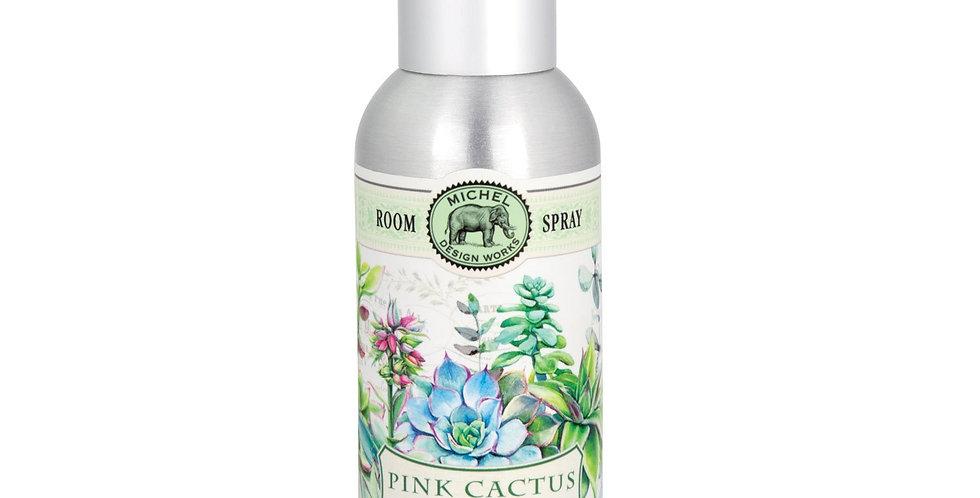 Pink Cactus Room Spray
