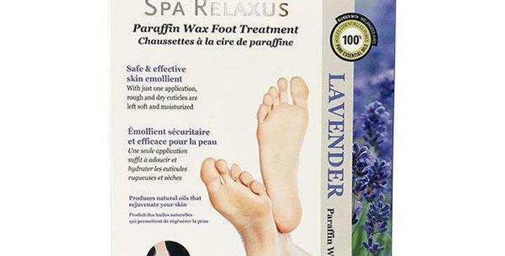 Paraffin Wax Foot Treatment