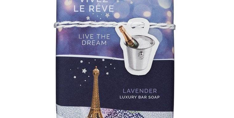 Vivez le Reve - Live the Dream SENTIMENTS GIFT SOAP