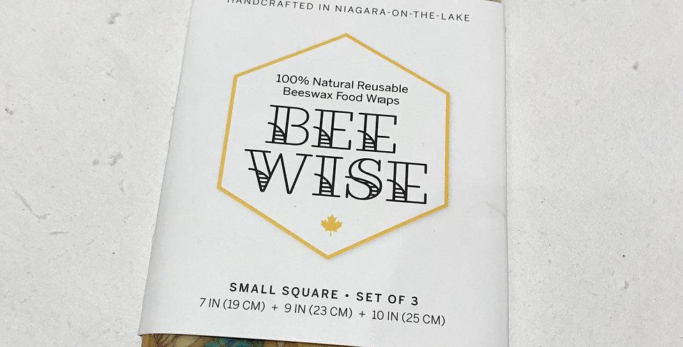 Natural Reusable Beeswax Food Wrap