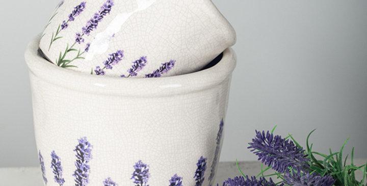 Lavender planter /set of 2