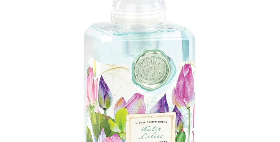 Water Lilies Foaming hand soap