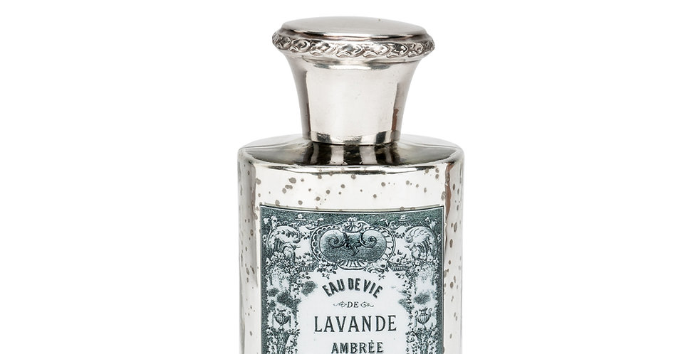 Lavande Oval Bottle with Cap