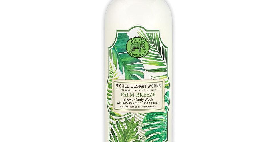 Palm Breeze Shower Body Wash