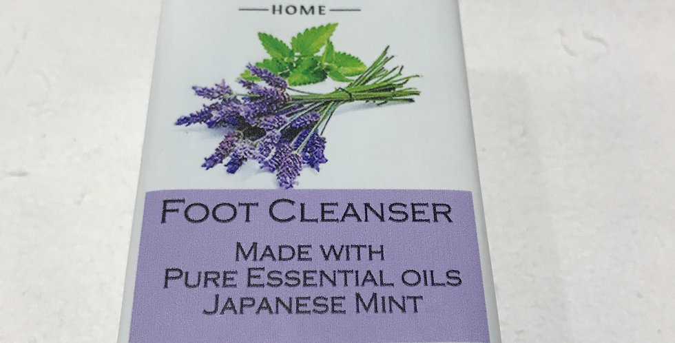 Foot Cleanser soap