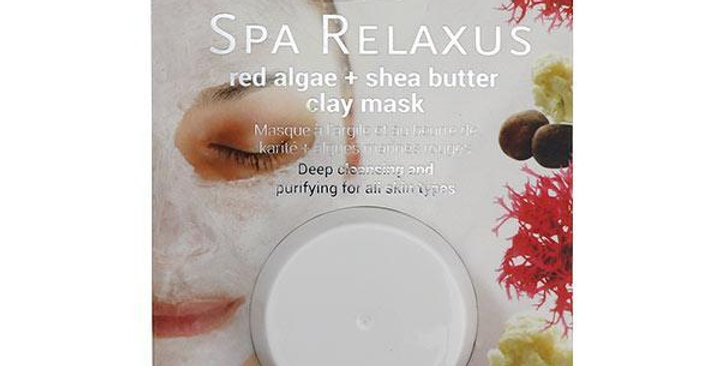Red Algae & Shea Butter Clay Mask