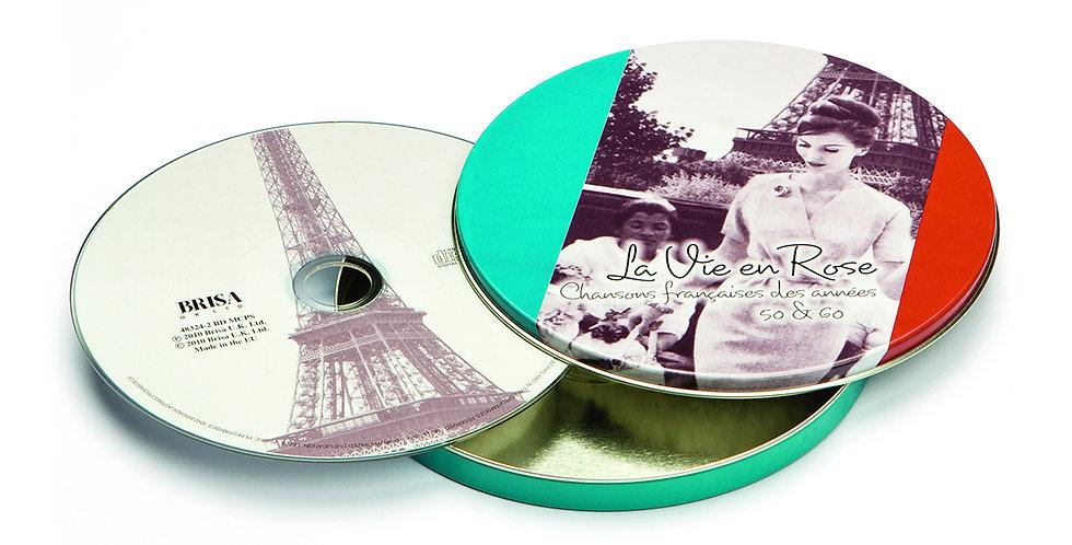 CD La Vie en Rose