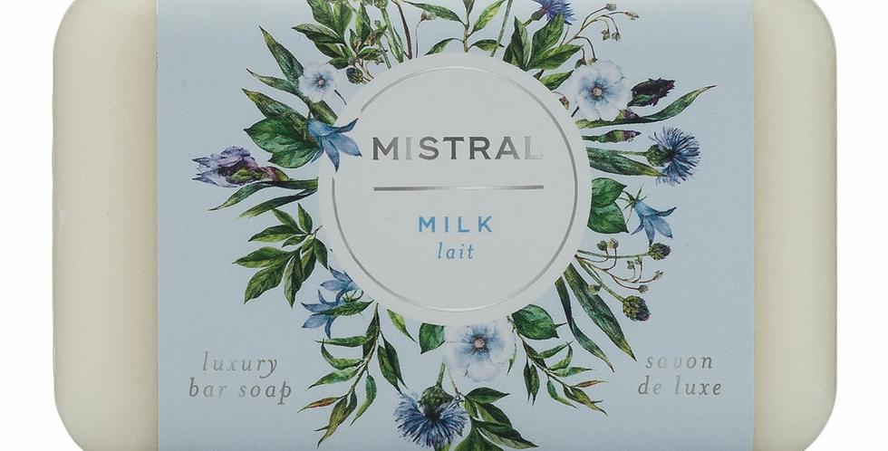 Milk Luxury bar soap