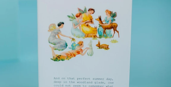 Life Before Pinterest Greeting Card