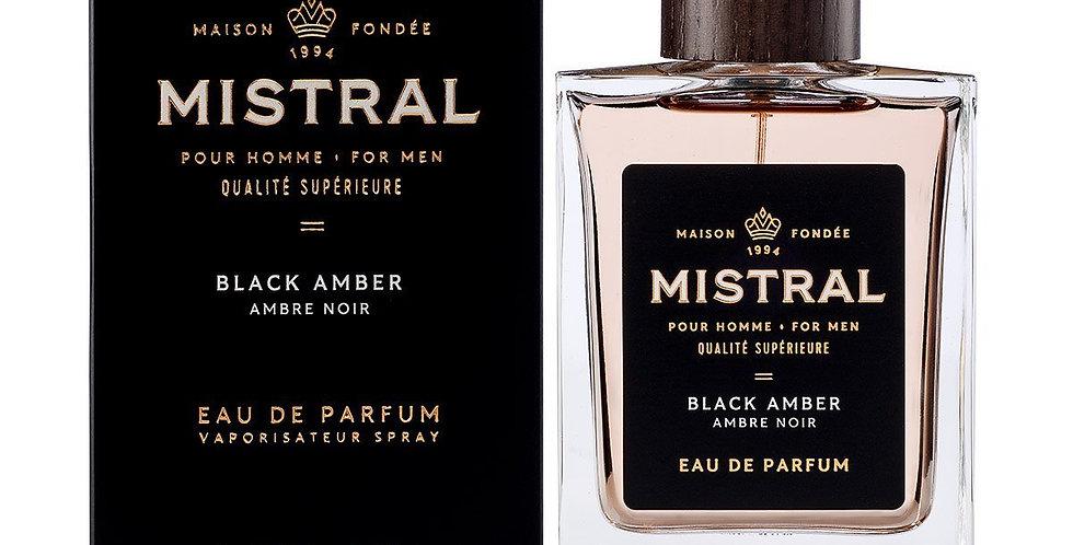 Black Amber men's Fragrance