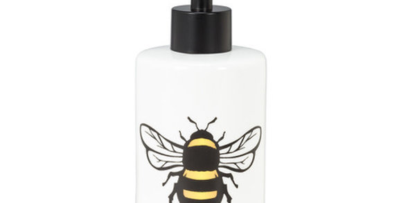 Bee Soap/Lotion Pump