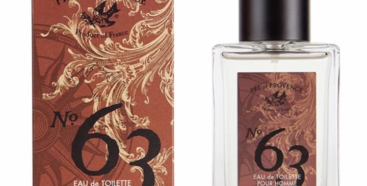 No 63 Pré de Provence men's fragrance