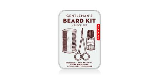 Gentleman Beard Tin