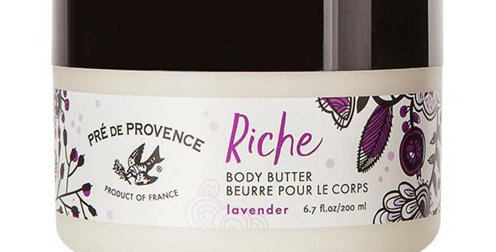 Riche Body Butter - Lavender