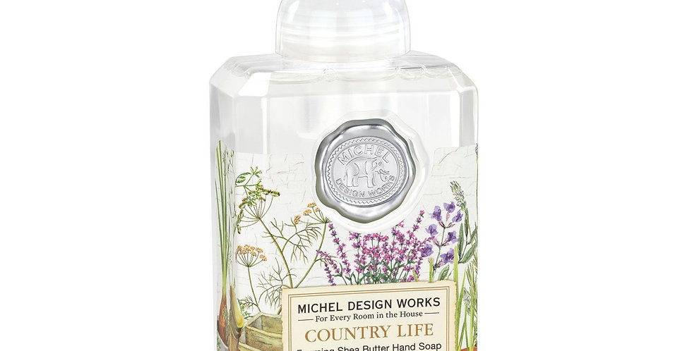 Country Life Foaming Hand Soap