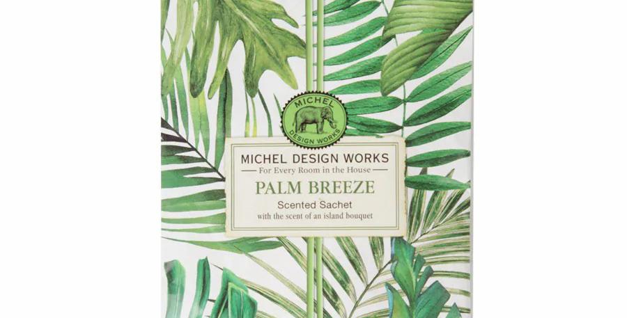 Scented Sachet Palm Breeze