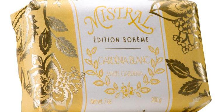 Gardenia Blanc Boheme soap