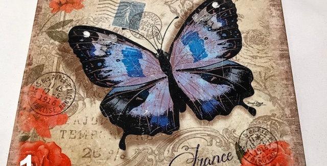 Trivet Butterfly