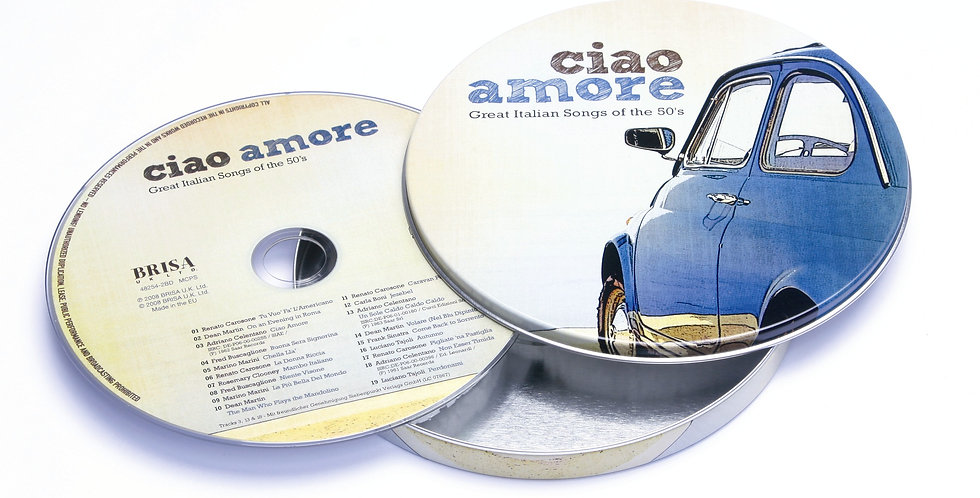 CD Ciao Amore