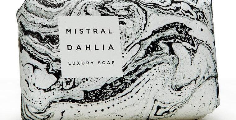 Dalhia Marbles Soap