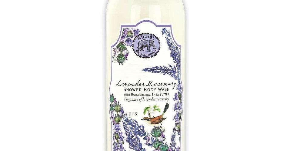 Lavender Rosemary Shower Body Wash