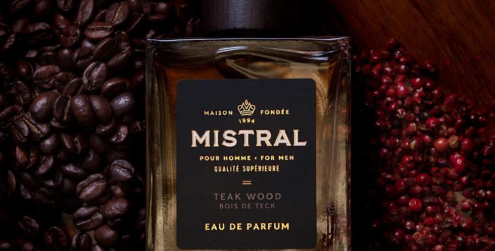 Teak Wood men's Fragrance