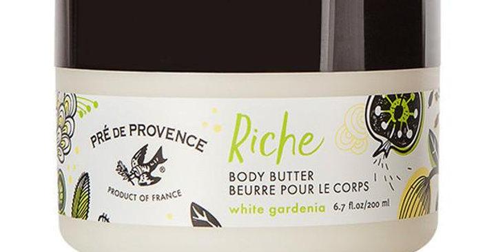 Riche Body Butter - White Gardenia