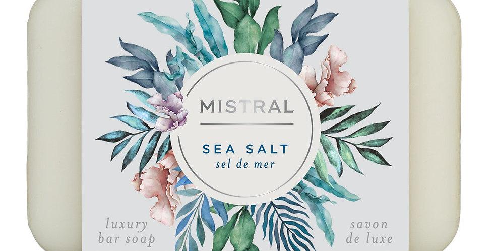 Sea Salt Luxury bar soap