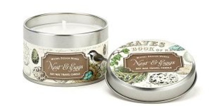Nest & Eggs Travel Candle
