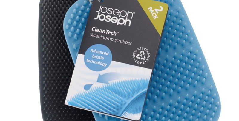 CleanTech™ 2-pack Scrubber Set