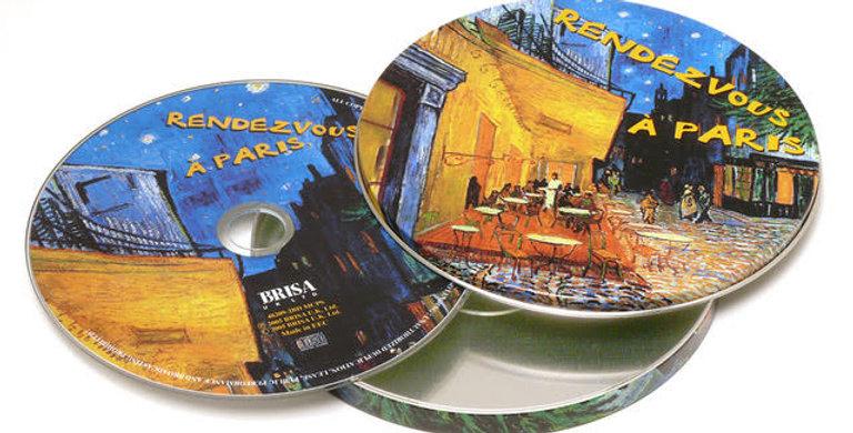 CD RENDEZVOUS Á PARIS