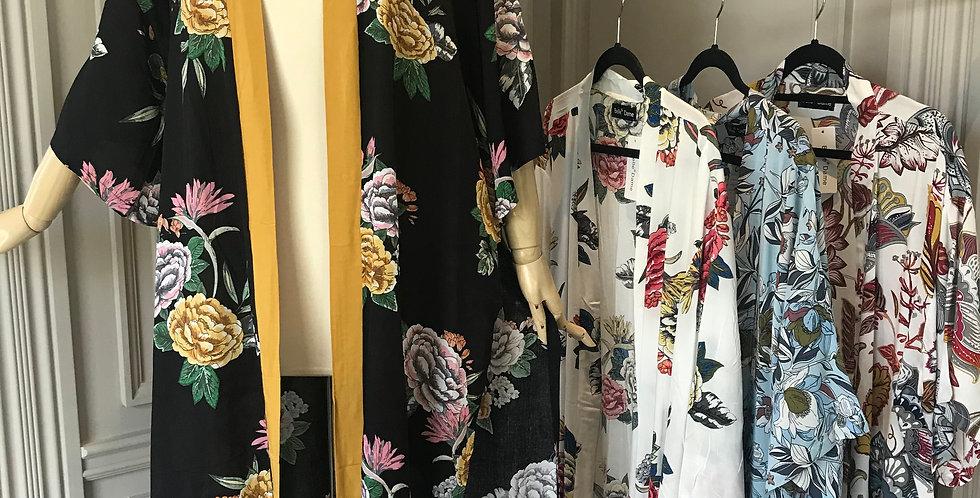 Japonica Market Kimono Cardigan