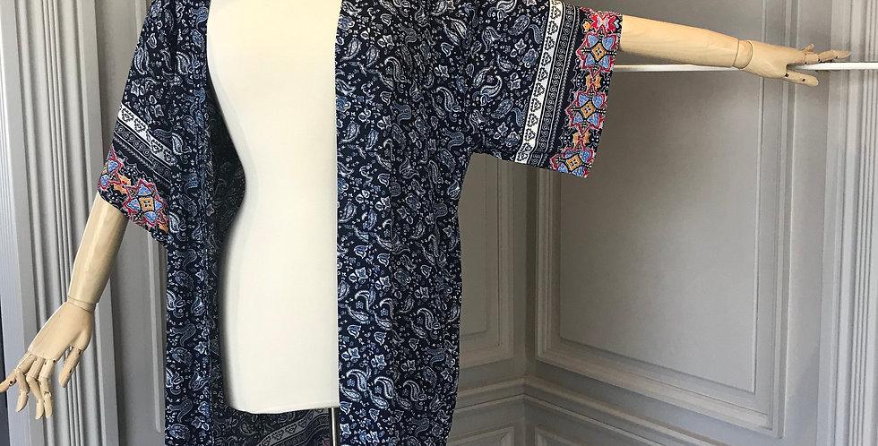 Arabesque Kimono Cardigan