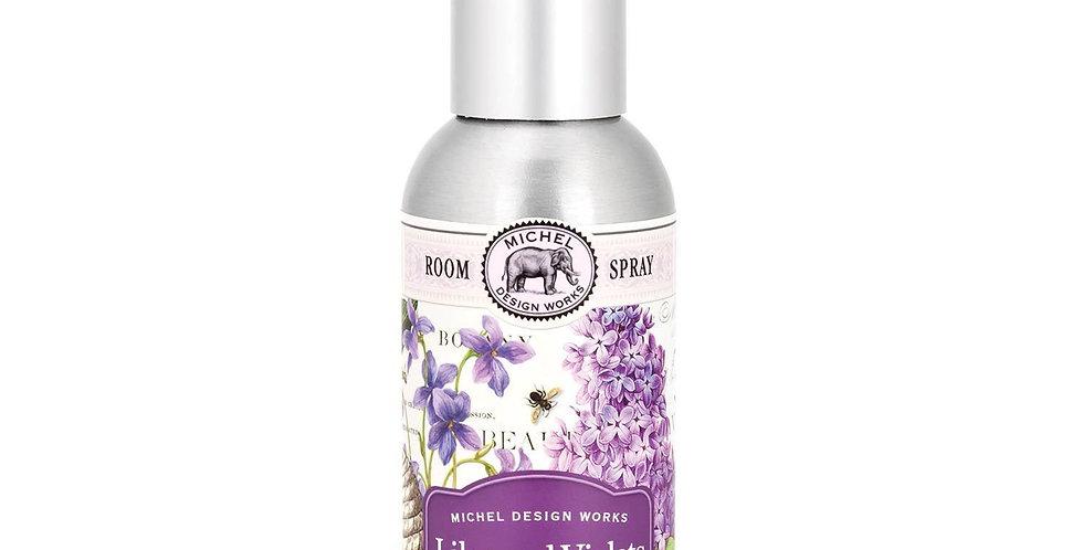 Lilac & Violet Room Spray