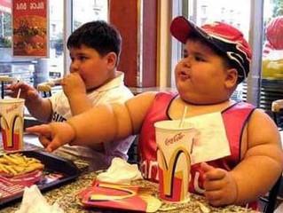 El deterioro de la humanidad se ve reflejado en el estado y la alimentación de los niños