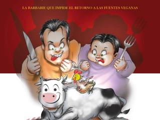 """¿Cómo """"vender"""" el veganismo a un mundo sordo y ciego?"""