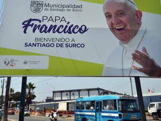 Gracias Su Santidad por su visita a Latinoamérica