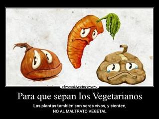 Vegano: enemigo público Nº1 de la sociedad