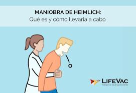 """Las miles de """"Maniobras de Heimlich""""que nos complican la vida"""