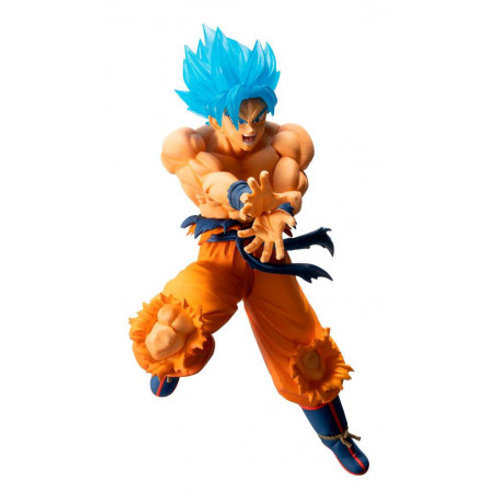 FIGURA GOKU SUPERSAIYAN BLUE