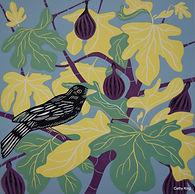1-Blackbird and Figs.JPG