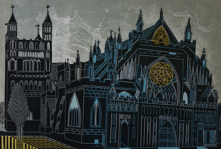 Exeter Cathedral II 2015