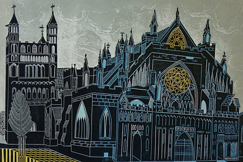 Exeter Cathedral II