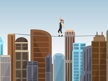 Walking a Tightrope in 2019
