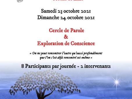 Prochain stage à Lille les 23 & 24 octobre 2021