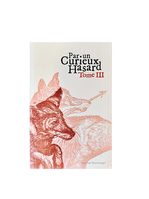 """""""Par un Curieux Hasard"""" - Tome III - Format Numérique"""