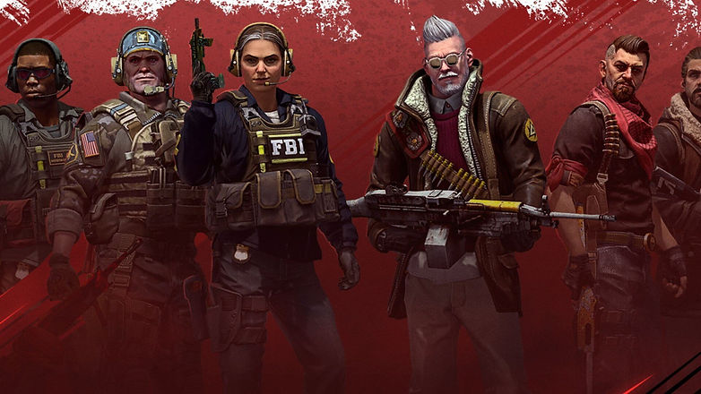 Imagen del juego CSGO